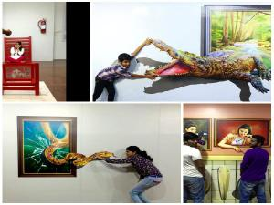 Best Entertainment Places Chennai Is Click Art Museum