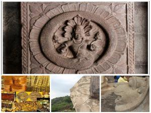Did You See Undavalli Caves Having Nagabandham