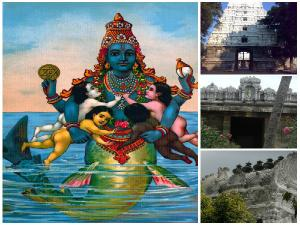 Must Visit Shrine Is Vedanarayana Swamy Temple Nagalapuram