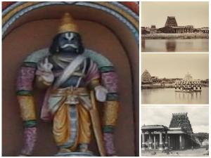 Do You Know Parthasarathy Temple Sri Krishna Has Whiskers