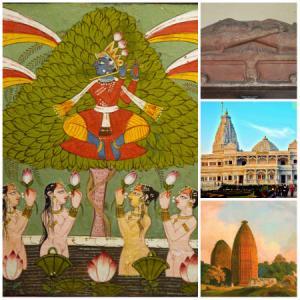 Must Visit Hindu Holy Palace Vrindavan