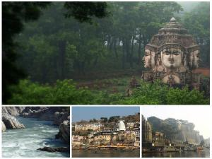 Did You See These Tourist Places On The Bank Narmada River