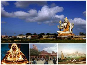 Did You Hindu See Shrine Nageshvara Jyotirlinga At Dwarka