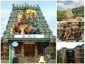Did You See Alagar Temple Which Known As Dakshina Tirupati