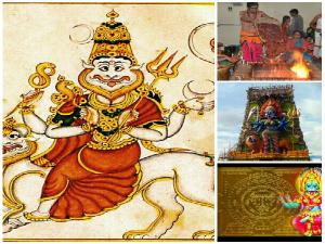 Must Visit Hindu Temple Is Prathyangira Devi Temple Ayyavadi