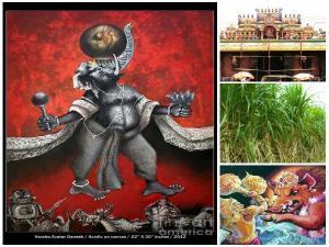 Must Visit Temple Kumbakonam Is Karumbayiram Pillayar