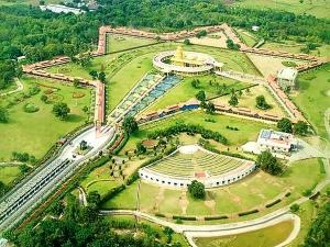 Did You See Golden Temple Sripuram Tamil Nadu