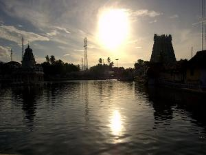 Did You Visit Hindu Shrine Suchindram Thanumalayan Temple