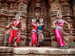 Journy Throungh Konark Dance Festival