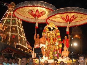 Tirumala Brahmotsavam 2018 Full Schedule
