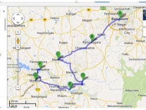 Road Trip From Bangalore Mysore Places Visit Attractions