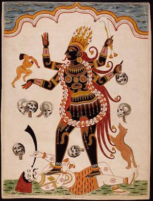 Shree Mahakali Temple Pavagadh Gujarat Story History Phot