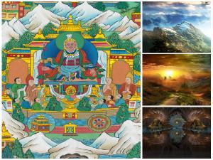 How Reach Shambhala Mythical Kingdom