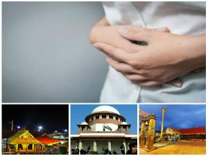 Women Can Enter Sabarimale Temple Sc Verdict Temple Histor