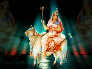 Navratri Dusshera Special Maa Shailputri Temple Varanasi