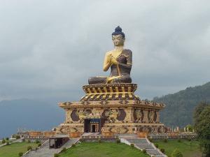 Places Visit Ravangla Sikkim