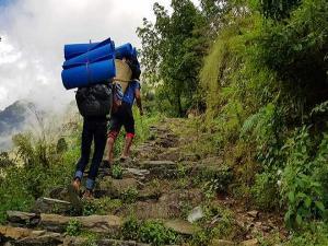 Parvathamalai Top Trekking Place Tamilnadu