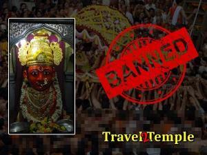 Renukamba Temple Chandragutti Shimoga History Timings How