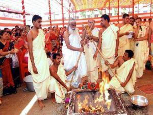 Gayatri Tapobhoomi Tadas Karnataka History Timings How R