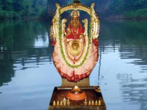 Kamalashile Sri Brahmi Durgaparameshwari Temple Kundapur H