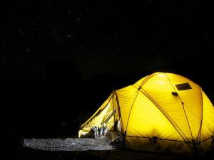 Chandra Taal Destination Trekkers Campers