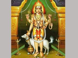 Kala Bhairava Swamy Temple Issanapally Nizamabad Telangana