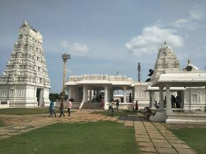 Sanghi Temple Hyderabad History Timings How Reach