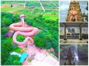 Top 15 Most Famous Hindu Temples Of Telangana