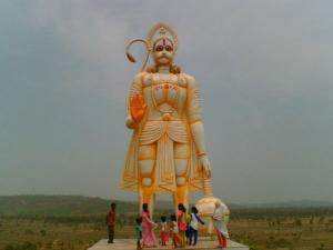 Bhadra Maruti Temple Khultabad