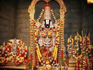 History Behind Tirumala Ananda Nilayam Tirumala History
