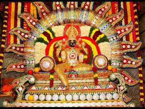 Sri Vasavi Kanyaka Parameswari Temple Penugonda Andhra Pradesh