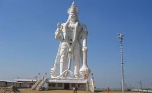 Paritala Anjaneya Temple Vijayawada Andhra Pradesh