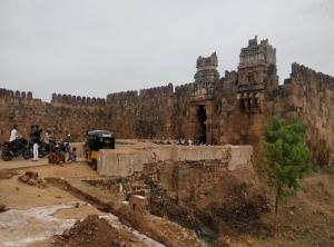 Siddavatam Fort Kadapa Andhra Pradesh History Attractions H