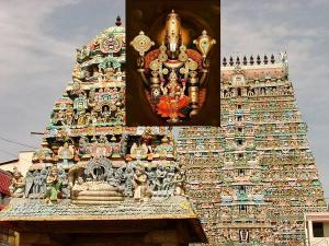 Sarangapani Temple Kumbakonam Sarangapani Temple History