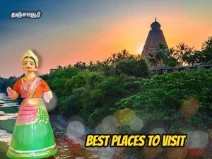 Places Visit Thanjavur Tamilnadu Things Do How Reach
