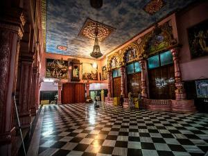 Iskcon Temple Nampally Hyderabad