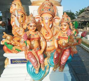 Mahavidya Ganapathi Temple Krishna History Timings How Reach