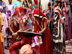 Barsana Holi Uttar Pradesh 2019 Attractions How Reach