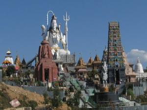 Top 10 Tallest Lord Shiva Statues India