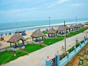 Kothapatnam Beach In Ongole Attractions And How To Reach
