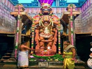 Namakkal Anjaneyar Temple Tamilnadu History Timings And How To Reach