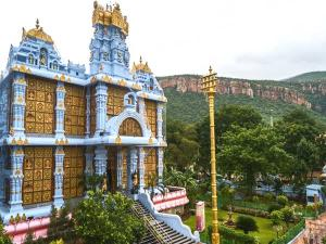 Iskcon Temple Tirupati History Timings And How To Reach