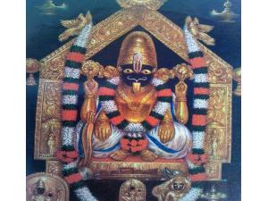Yogananda Sri Narasimha Swamy Temple Vedadri History How To Reach