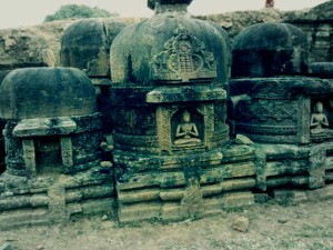 Sacred Buddhist Sites Odisha