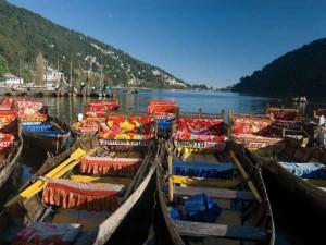 Nainital Lake City India