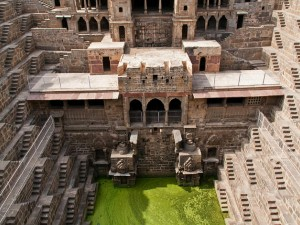 Travell A Famous Stepwell