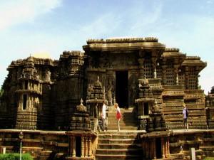 Places Visit Belur Halebidu Karnataka