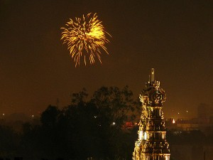Celebrations Diwali Different Places India