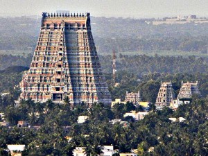 Tiruchirappalli The Heart Tamil Nadu
