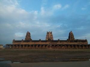 Vontimitta Sri Kodandarama Swamy Temple In Kadapa